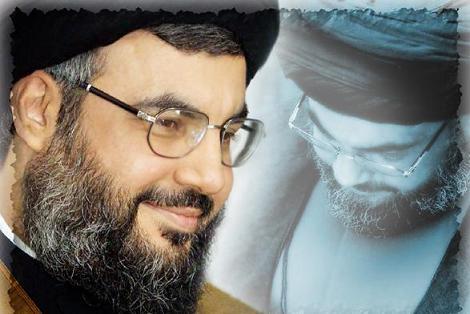 سید حسن نصرالله ، دبیر کل حزب الله لبنان